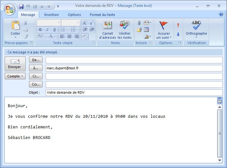 Aide logiciel de facturation devis factures clients page7 for Logiciel facturation garage