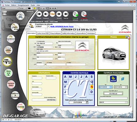 logiciel pour garage auto gratuit